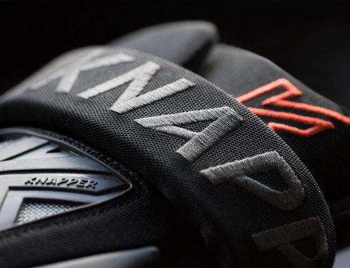Knapper AK7 – hokejbalové rukavice