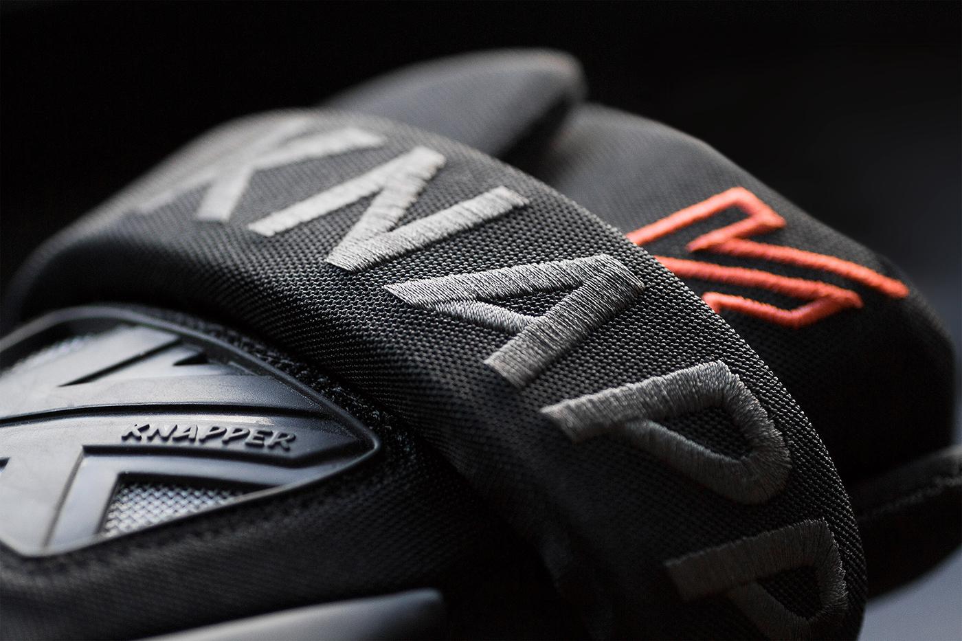 Knapper AK7 - hokejbalové rukavice