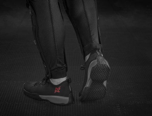 Knapper AK RAIN hokejbalové topánky do dažďa a na mokrý povrch